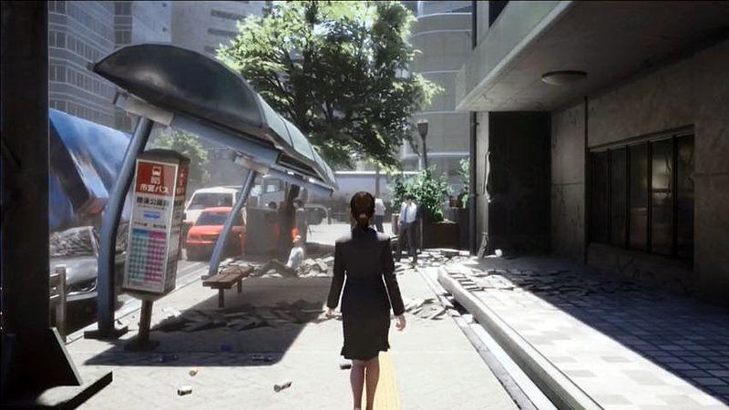 震災から、地震によって引き起こされる火災なども描かれる