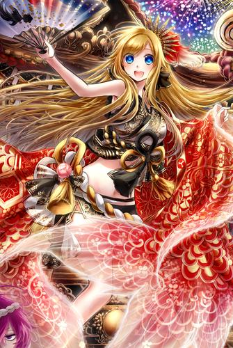 絢絢爛の法被 シンフォニア 騎士(斬) SSR