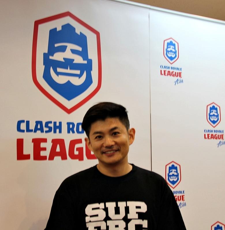 Supercellのeスポーツアジア担当殿村 博氏