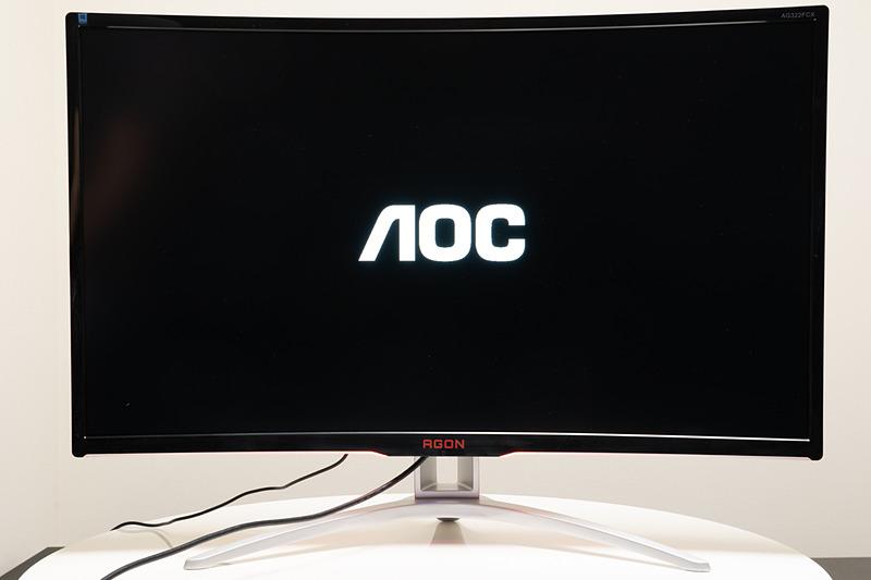 AOC「AG322FCX/11」
