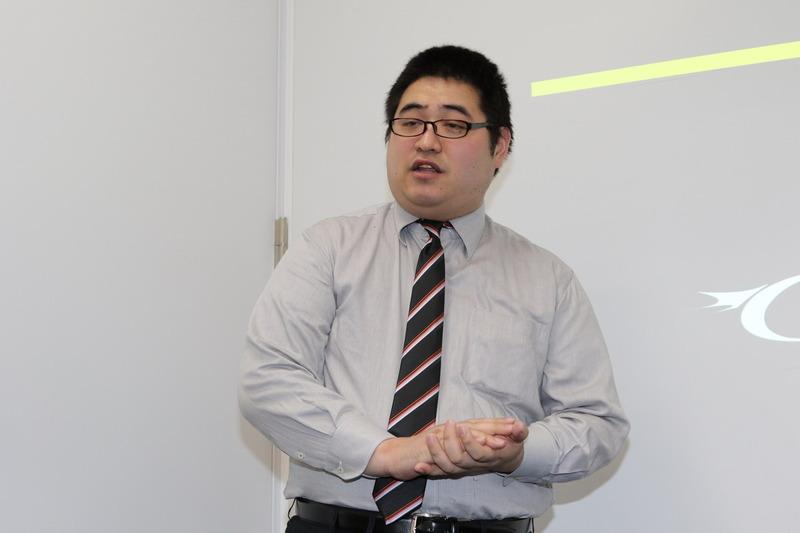 マウスコンピューター コンシューマ営業統括部 コンシューママーケティング室 安田祐三郎氏