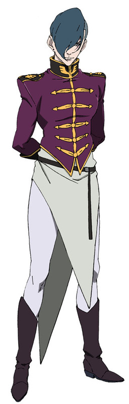 ゾルタン・アッカネン、27歳。フェネクス捕獲を目論むジオン共和国軍の大尉。シナンジュ・スタインのパイロット。ネオ・ジオン残党軍『袖付き』の首魁フル・フロンタルと同様に、シャアの再来のひとりとして開発された強化人間。