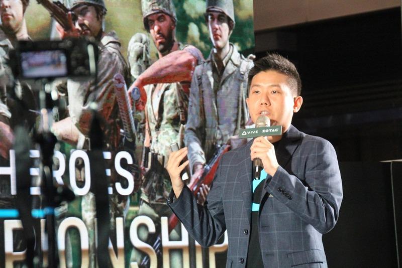 HTCのMike Chi氏