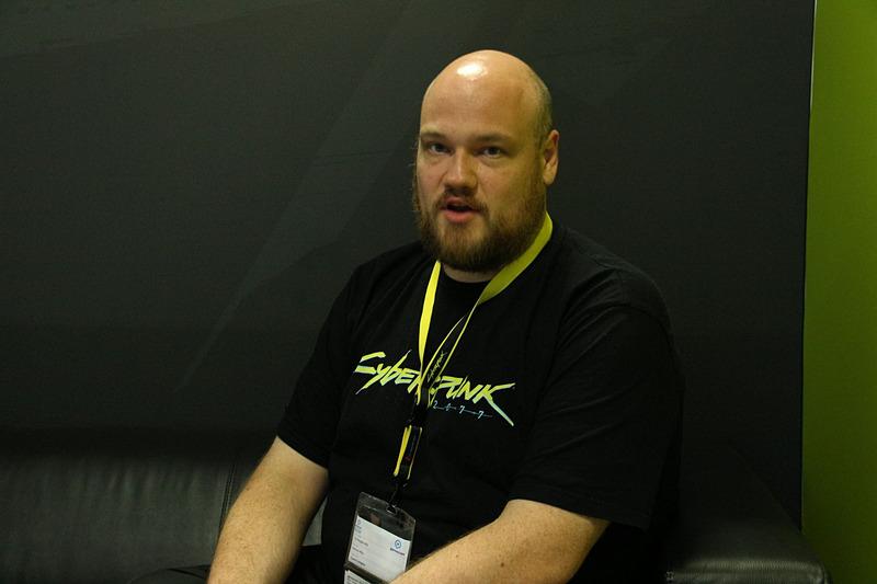「サイバーパンク2077」クエストデザイナーのPatrick Mills氏