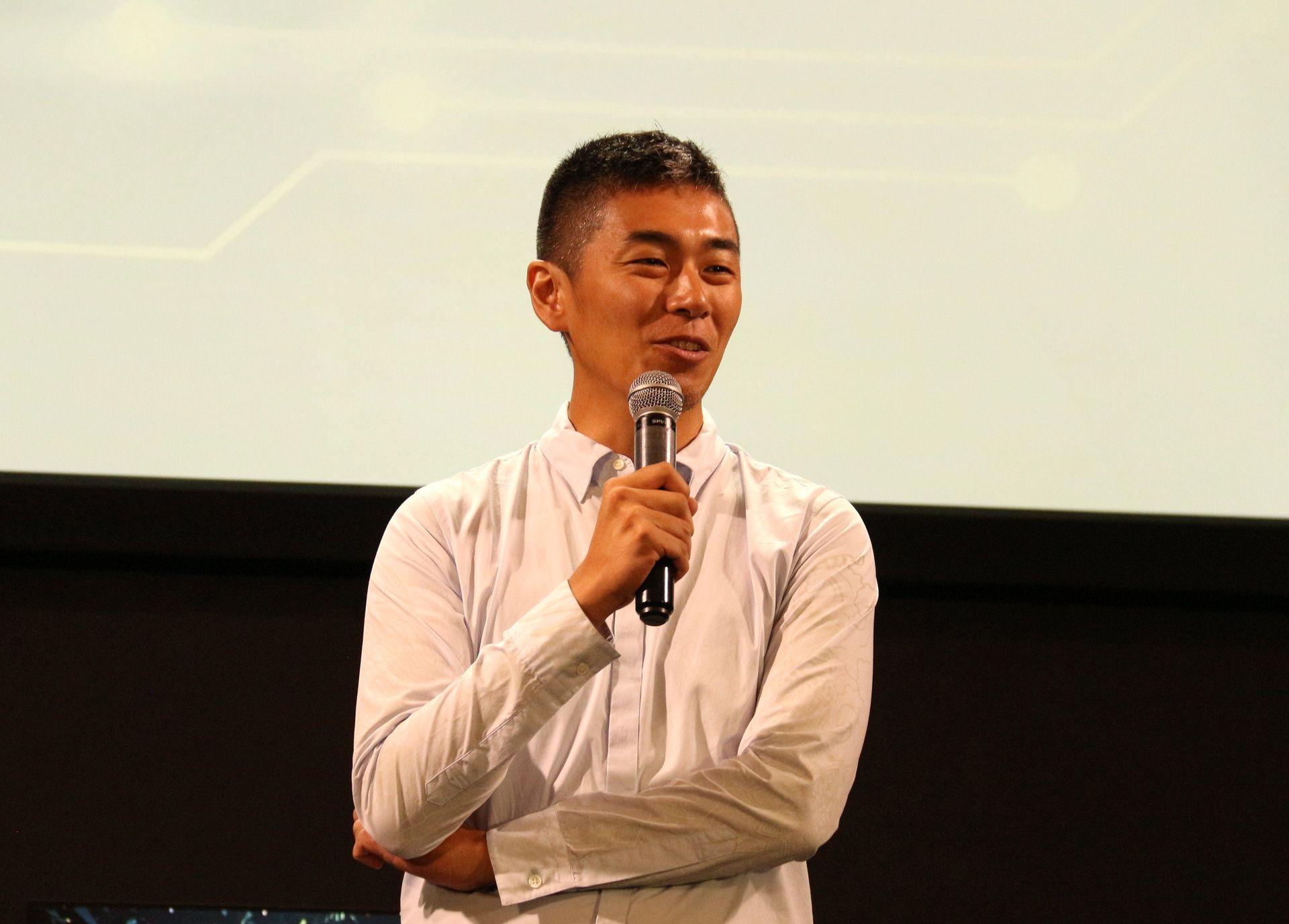 ALIENWARE マーケティング シニアマネージャー柳澤真吾氏