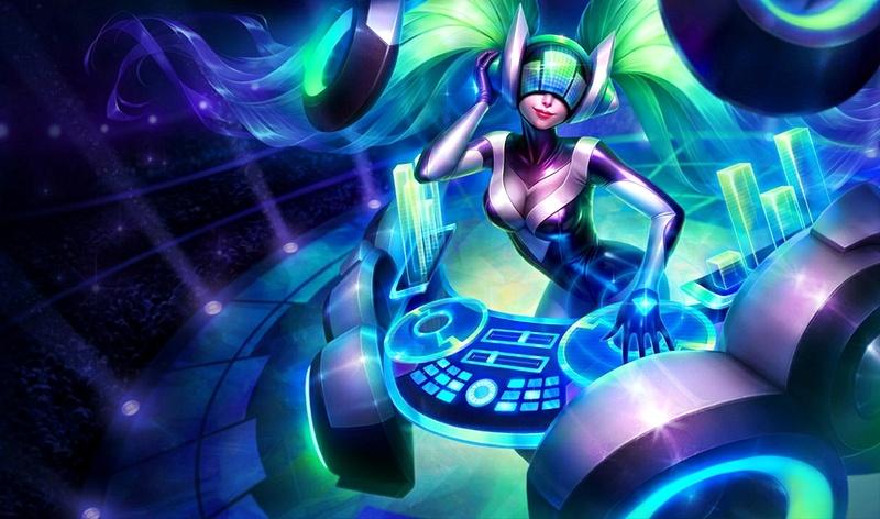 DJ ソナ