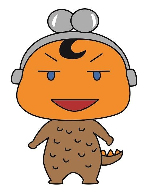 ゲーム内キャラクター「シャッキーン」