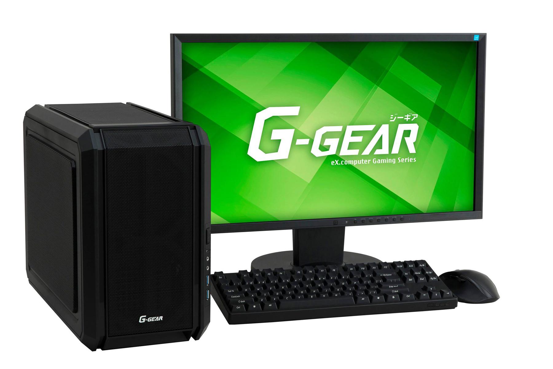 「G-GEAR」デスクトップPC