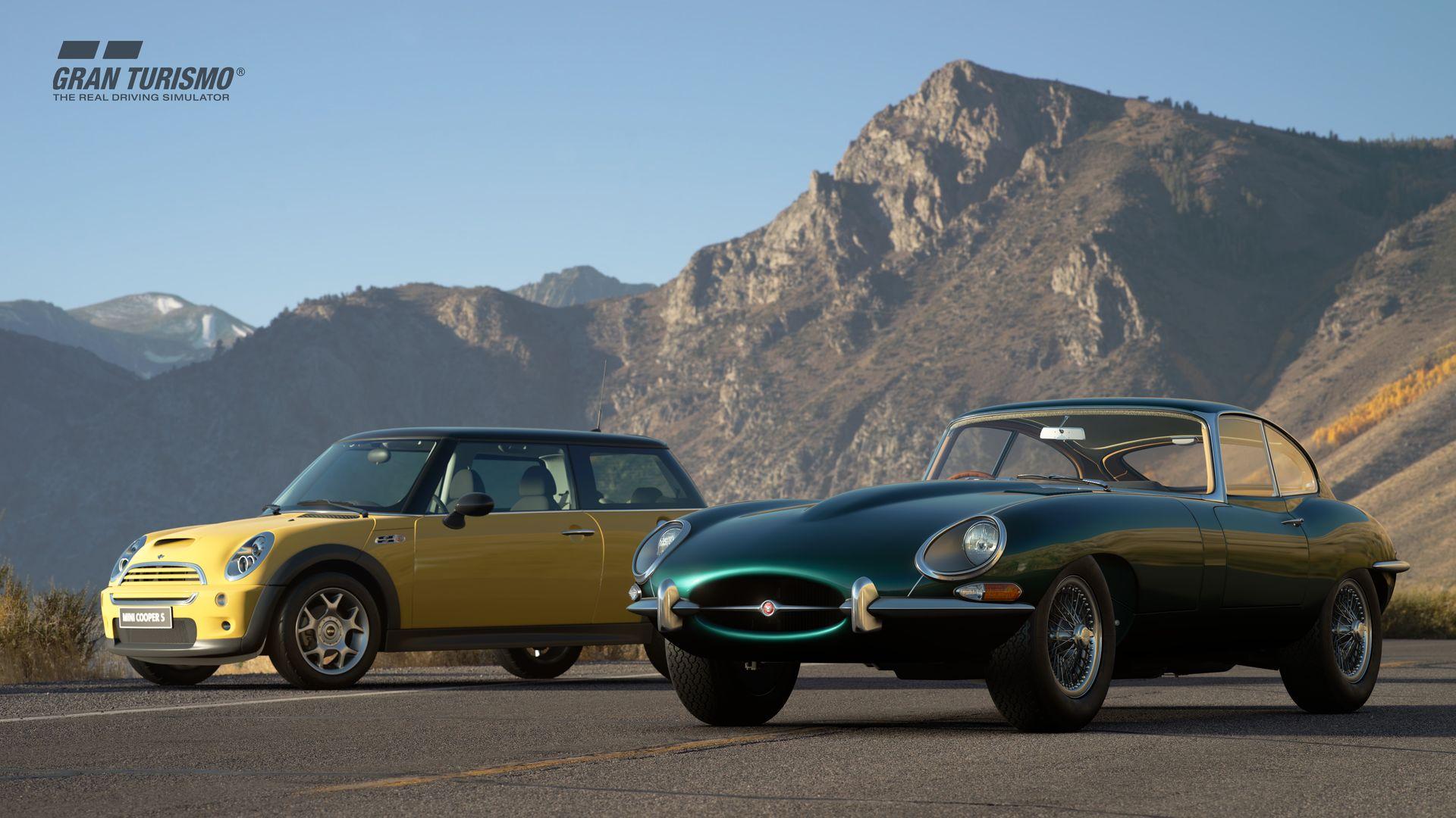 「憧れのイタリアンスーパーカー」、「SUPER GT 2008」、「新旧ブリティッシュスポーツ」などをテーマとした全9種が登場