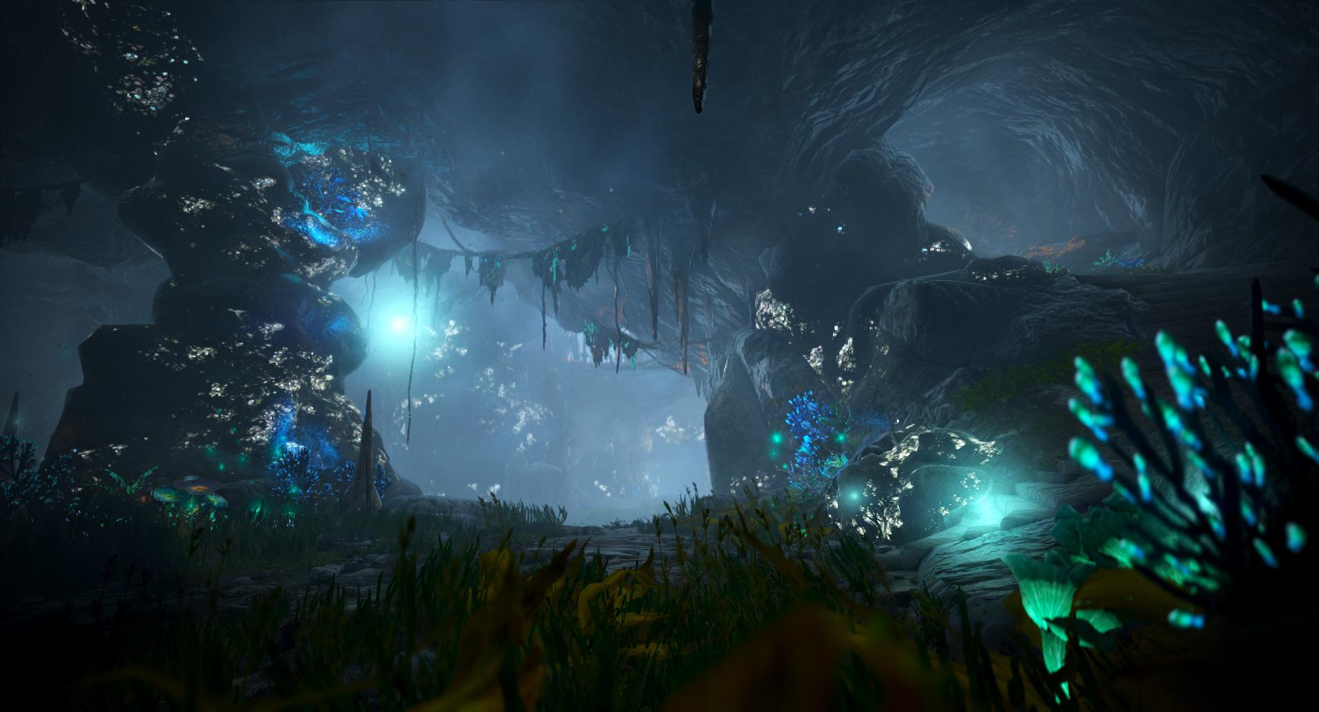 プロティ洞窟