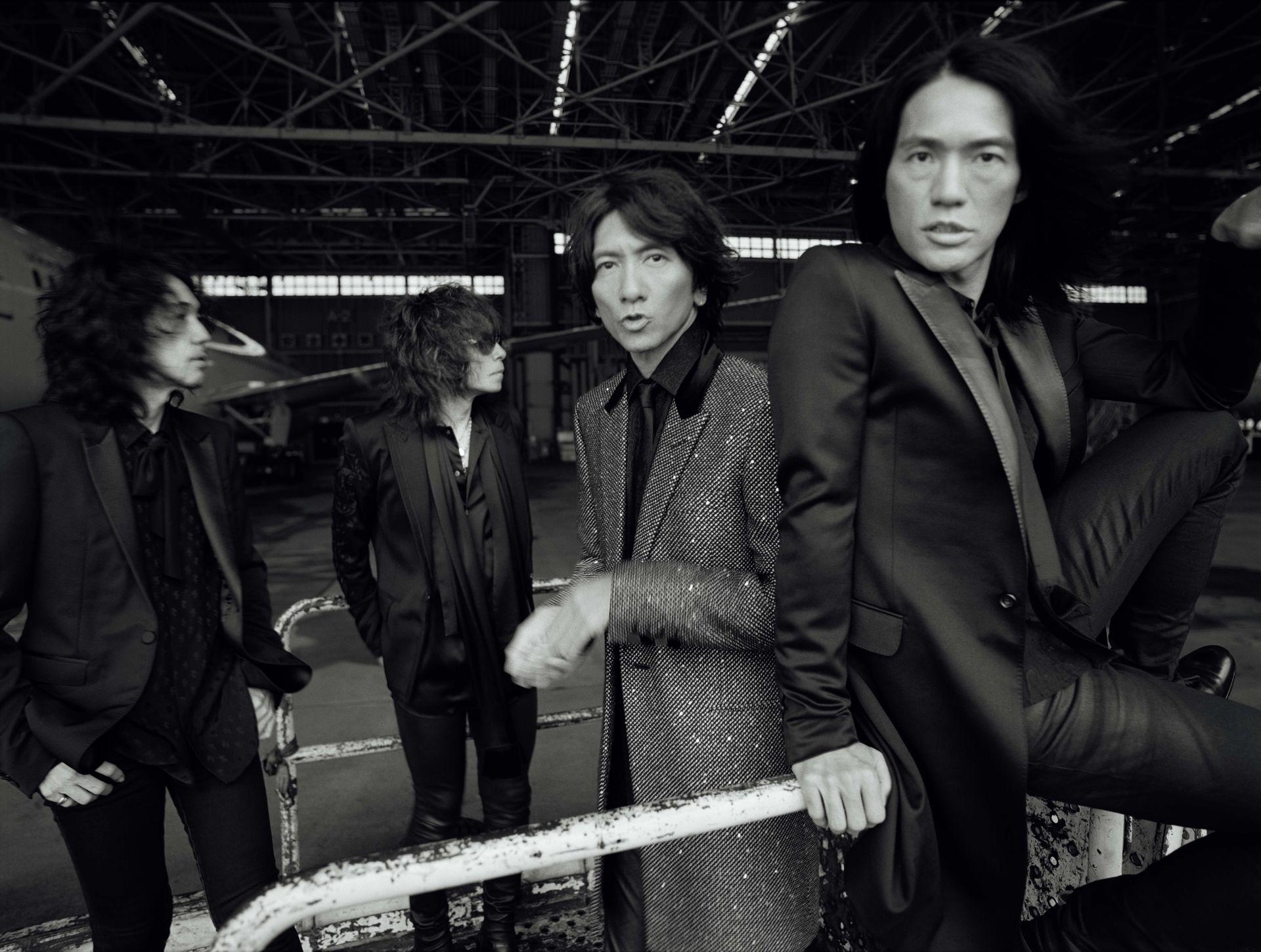 「Horizon」は、THE YELLOW MONKEYドキュメンタリー映画「オトトキ」主題歌として書き下ろされた楽曲。ギターの菊地英昭さんが作詞・作曲を担当