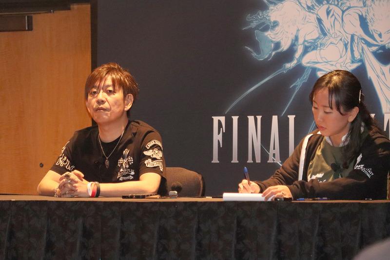 「FFXIV」プロデューサー兼ディレクターの吉田直樹氏