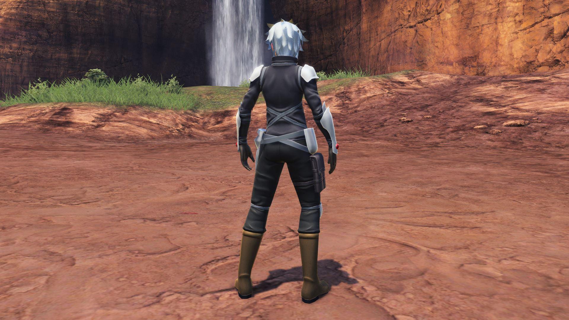 【ヘスティア・ファミリア】に所属する冒険者ベル・クラネルの服装を模して作られた衣装