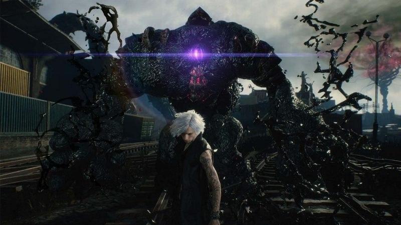 ゴーレムのような超大型悪魔「ナイトメア」