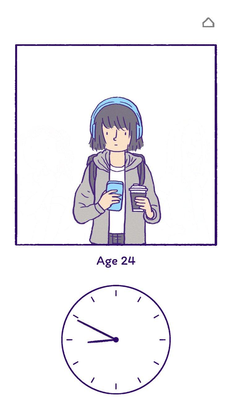 元気で社交的なフローレンスは、大人になると共に、どんどん友達や社会から離れて疎外感を感じてしまってきた。24歳の今現在、まるでやり甲斐のない仕事についてしまい、まるで自分だけの世界へ