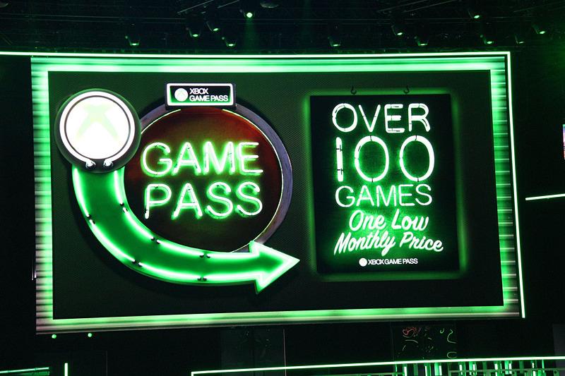 """ストリーミングプレイの「Project xCloud」が加わって、""""様々なプラットフォーム""""での展開を構想しているという「Xbox Game Pass」"""