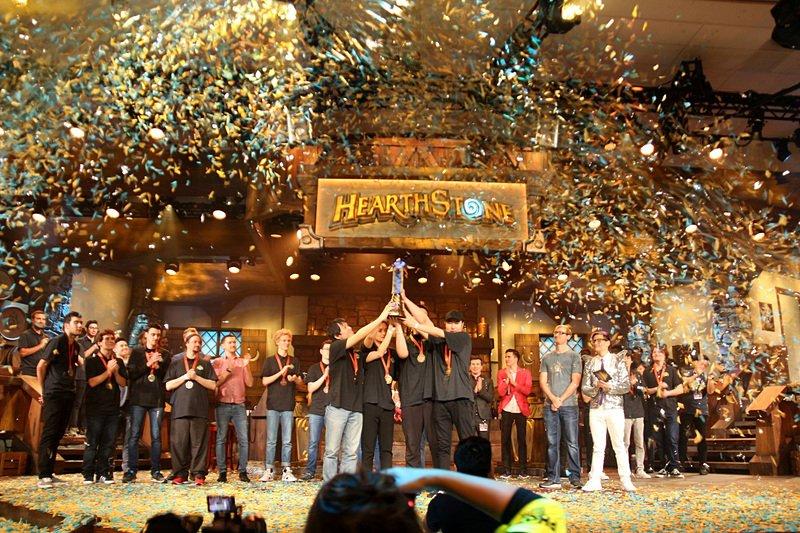 BlizzConの名物企画だったハースストーン・グローバルゲームは、今年は開催予定なし。ハースストーン・マスターズに集中するという