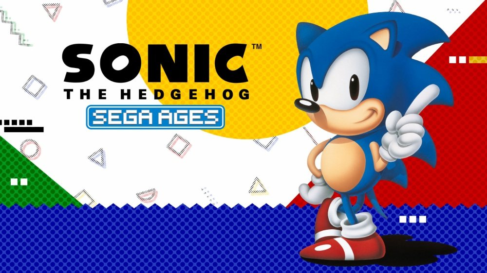 「SEGA AGES ソニック・ザ・ヘッジホッグ」(セガゲームス) 699円(30%オフ)
