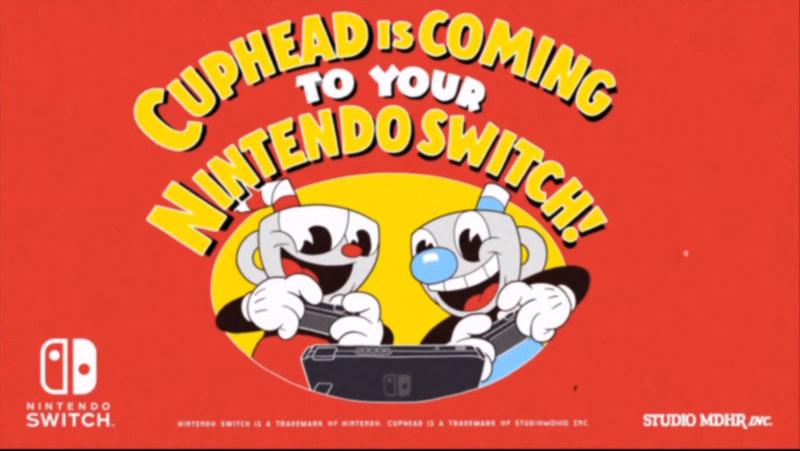 日本時間3月21日に配信された、任天堂がインディーゲームを紹介する「Nindies Showcase Spring 2019」。この冒頭に「Cuphead」が登場しました
