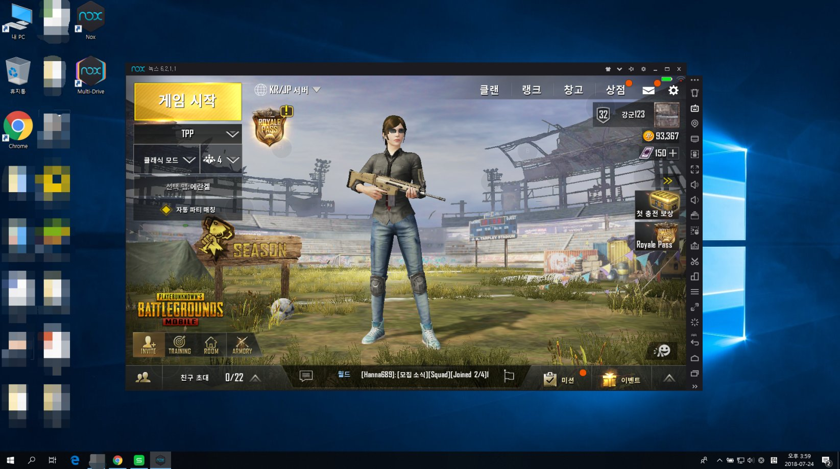 上位ユーザーはモバイルゲームのプレイのために「NOX」や「MOMO Player」など、PCでAndroidのアプリを起動できるエミュレーターをよく使っており、エミュレーターのユーザー対象に広告を出すゲームメーカーも存在する。つまり、Androidエミュレーターは業界的に半ば公認状態にある