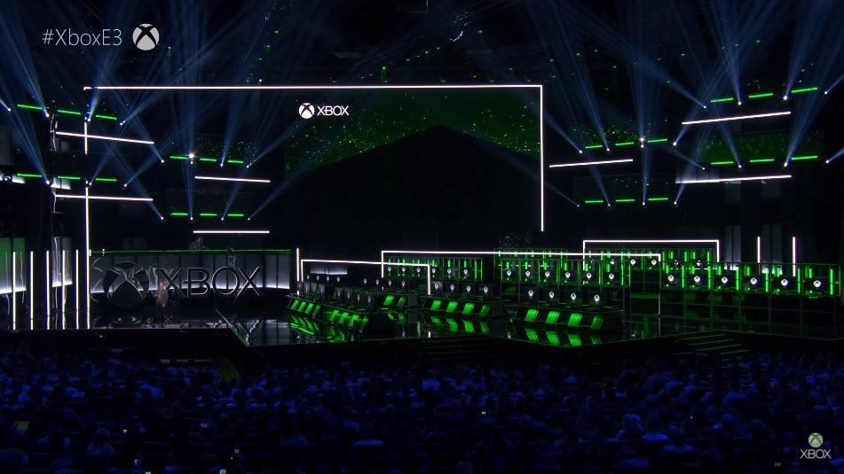 Xbox E3 Briefing 2018で最後に姿を現わした次世代Xbox。明日、そのScarletが姿を現わす