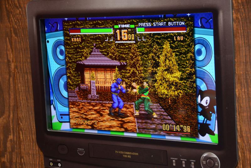 筆者は見たことがなかったSEGA Genesis版「バーチャファイター2」。2Dゲームになっていたが、駆け引きや打撃感に舵を切った移植だと感じた