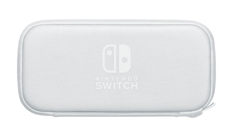 Nintendo Switch Lite キャリングケース(画面保護シート付き)