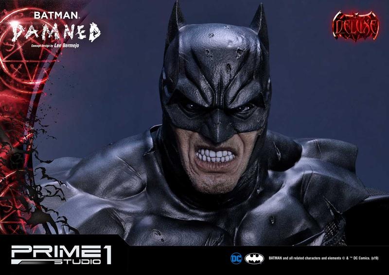 DX版に付属する歯を食いしばる表情の頭部
