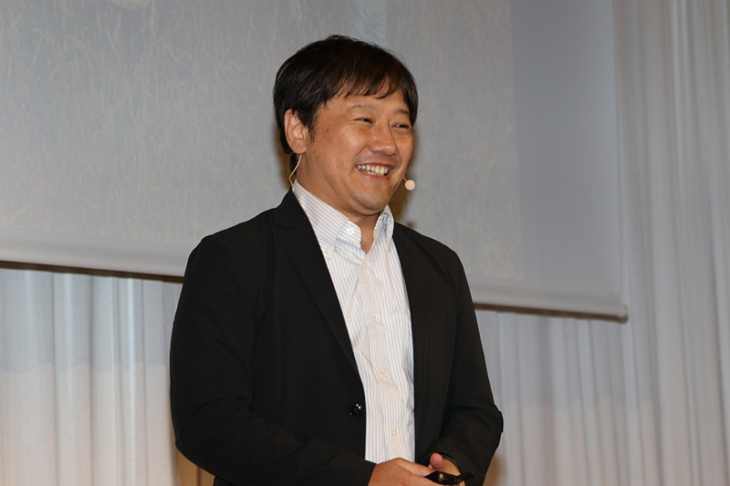 NECパーソナルコンピュータ プロジェクト炎神 総合プロデューサー 森部浩至氏