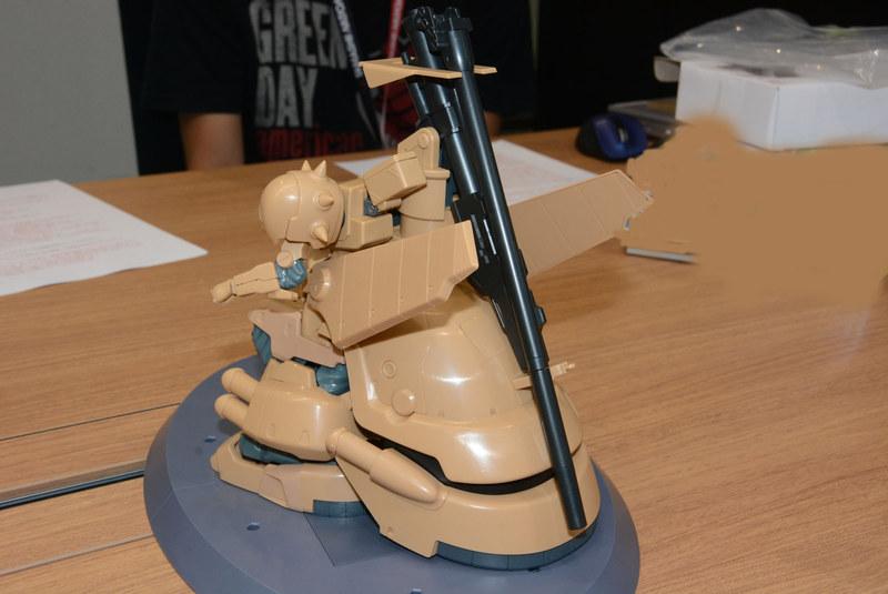 陸戦兵器らしいシルエット