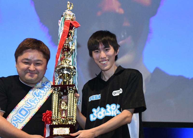 勝負が決まった瞬間、「吉田のための大会だった!」と実況が叫ぶ