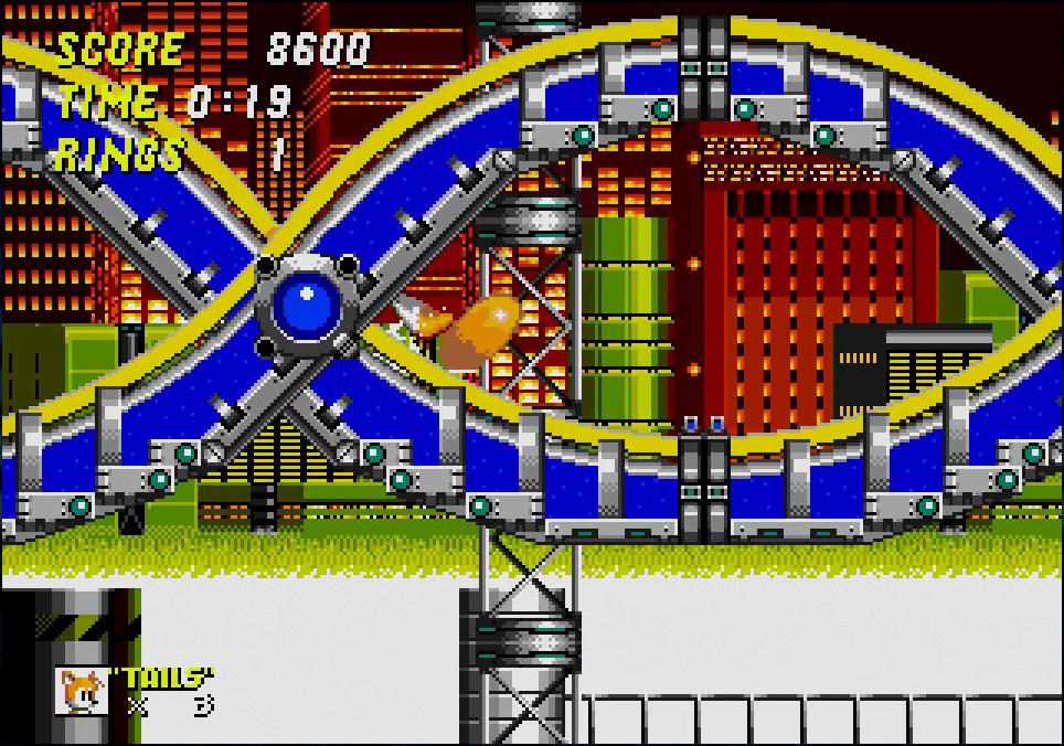 ダッシュでフィールドを駆け抜けるビジュアルが印象的な「ソニック・ザ・ヘッジホッグ2」。前作から登場する主人公の音速のハリネズミ、ソニックに加えて新たにキツネのテイルスが仲間に加わった