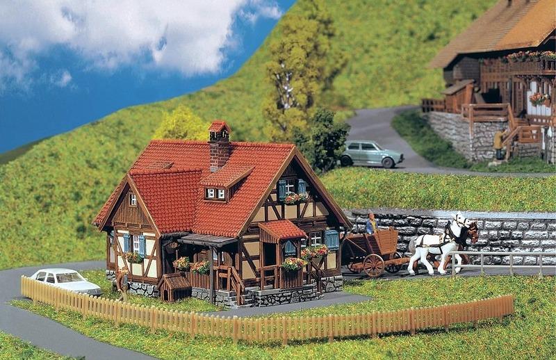 Rural half-timbered house(価格:5,800円)