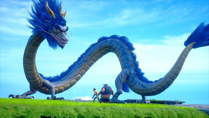 PS4の性能を活かして中国神話と東洋的なアートの魅力を最大限に表現
