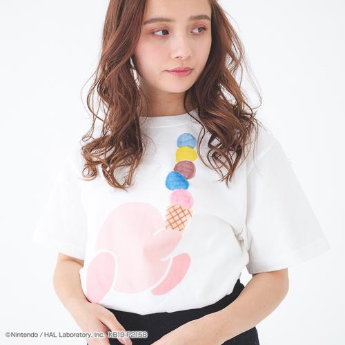 Tシャツ ver.9(ICE CREAM)Size:M/L/価格 3,900円(税別)