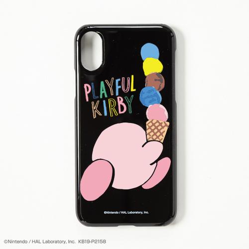 スマホケース ver.1(ICE CREAM)Size:iPhoneX,XS/価格 2,500円(税別)