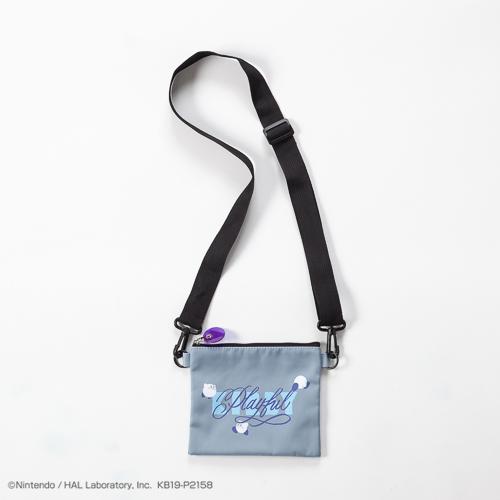 サコッシュ ver.2(LOGO)/価格 2,300円(税別)