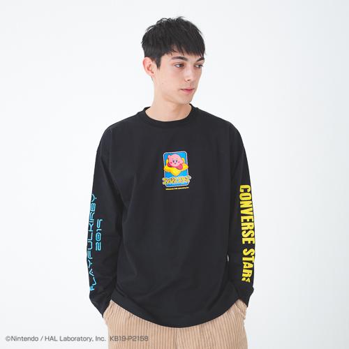 ロングTシャツ(KIRBY)Size:M / L/価格 7,800円(税別)
