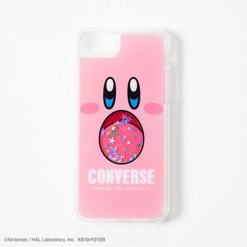スマホケース(KIRBY FACE)Size:iPhone6,6S,7,8/価格 3,800円(税別)