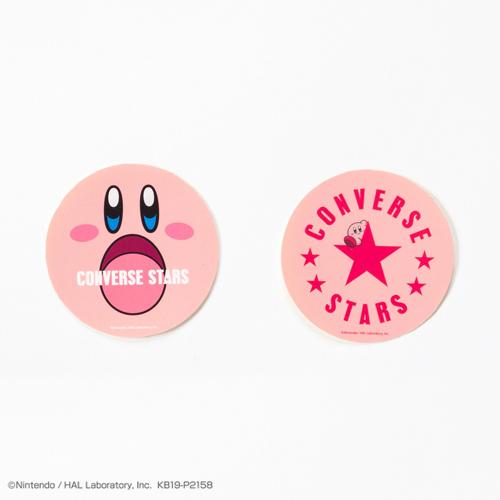 ステッカー(KIRBY SET)/価格 500円(税別)