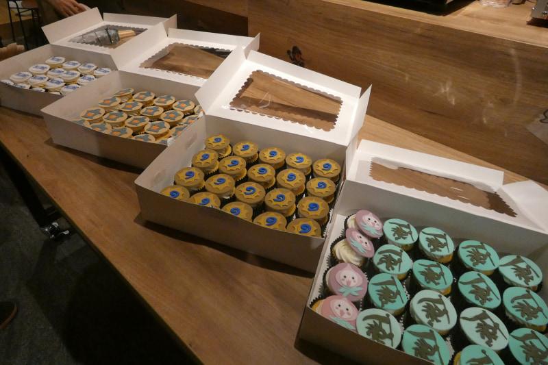 Blizzardのゲームファンにはたまらないデザインのカップケーキ