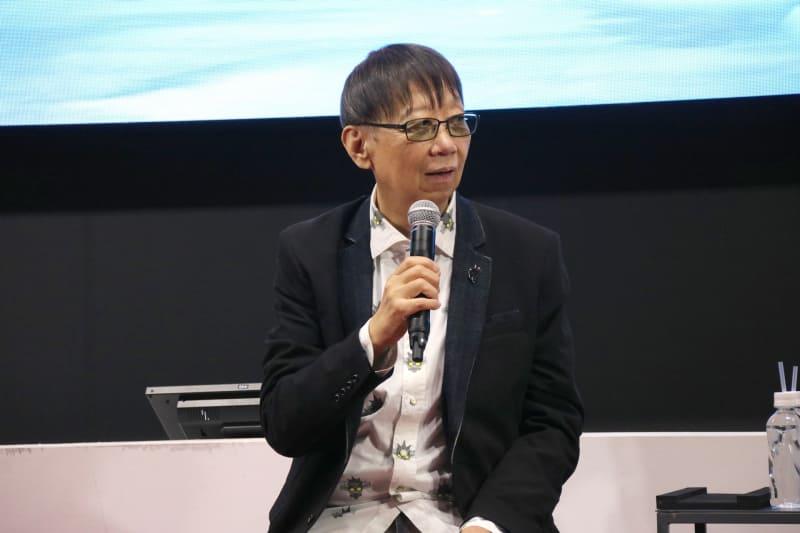 DAIGOさんのファンならではの熱く深いトークをにこやかに受け止めつつ、「ドラクエ」開発の裏側を語る堀井氏