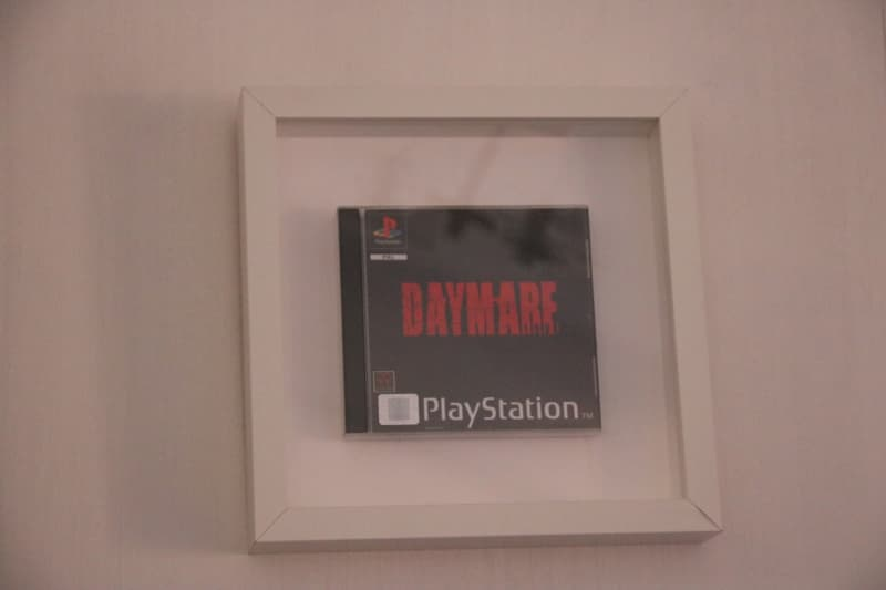 PS1パッケージ風の「デイメア:1998」!残念ながら非売品とのこと