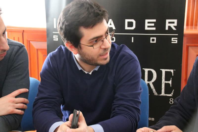 Associazione Editori Sviluppatori Videogiochi ItalianiのDeveloper Relations Manager、Giorgio Catania氏