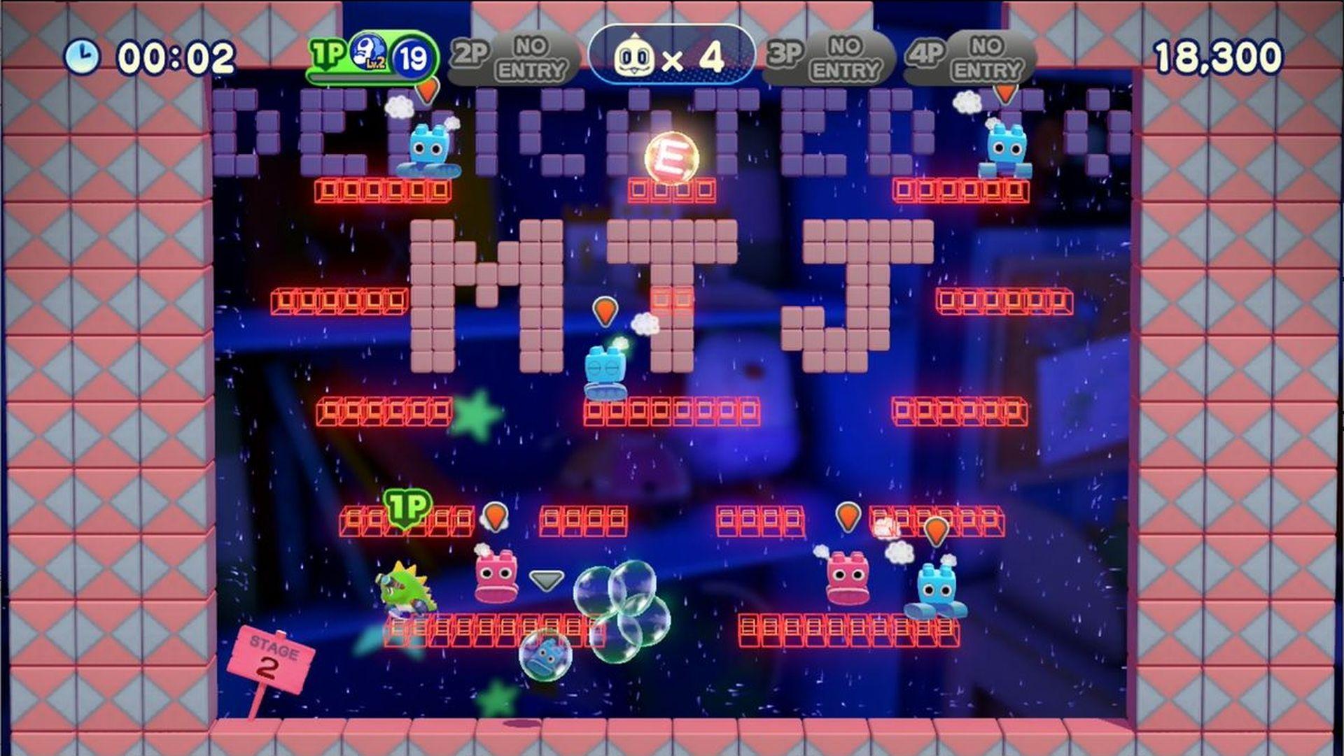 「ハードモード」のステージは敵がさらに強くなり、ステージによって地形も変わる