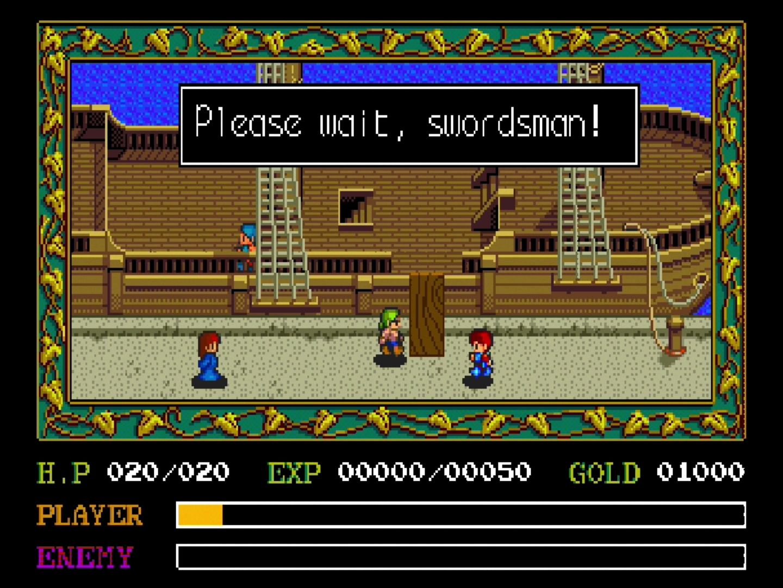 ゲームは英語表記だけでなく、ボスの難易度・レベルの刻みなどが細かく変わっている