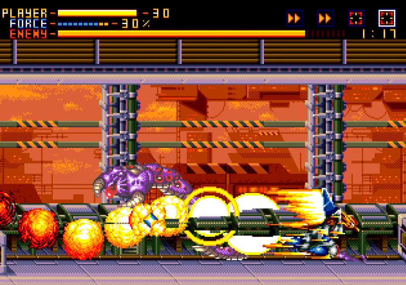 正攻法ではかなり苦労するボスを「0移動爆装」で瞬殺。本作は「覚えゲー」として攻略することで、華麗なプレイが可能なのだ