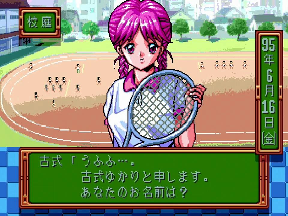 高校の実験室で怪しげな事をしている人がいるかと思えば、学校にファンクラブがある女の子もいるし、テニス部に所属しているのんびりお嬢様も登場する。これだけバリエーションが豊かなら、どんなプレーヤーでも好みの彼女が見つかる……はず?