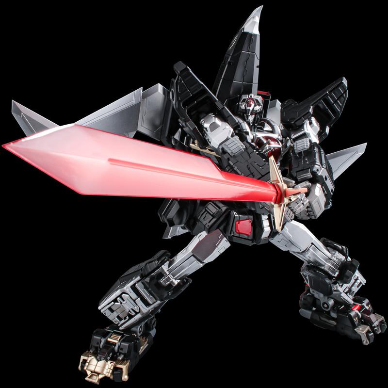 """千値練、「METAMOR-FORCE """"BARI""""ATION 超獣機神ダンクーガ ファイナルダンクーガ」。価格は45,000円(税別)で、7月発売予定"""