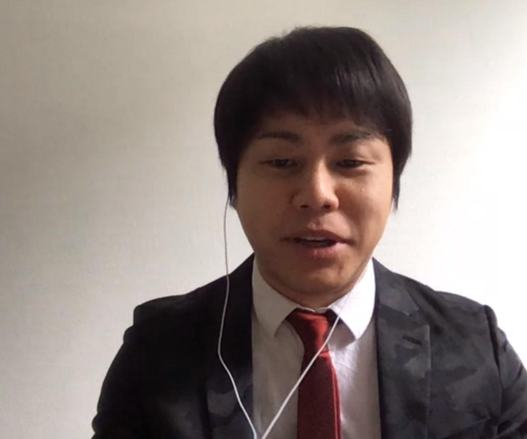 NON STYLEの井上裕介さん